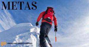 #038 - Metas - Un Resumen de Libros para Emprendedores