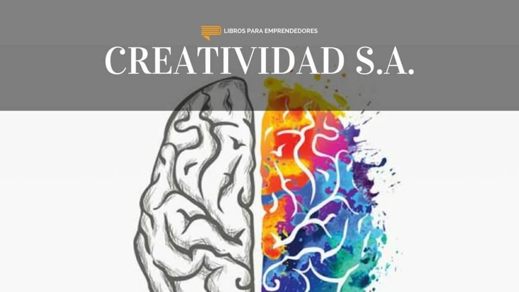 #082 - Creatividad S.A. - Un resumen de Libros para Emprendedores 1500x844