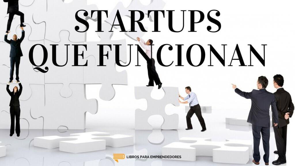 #090 - Startups que funcionan - Un resumen de Libros para Emprendedores - apaisado