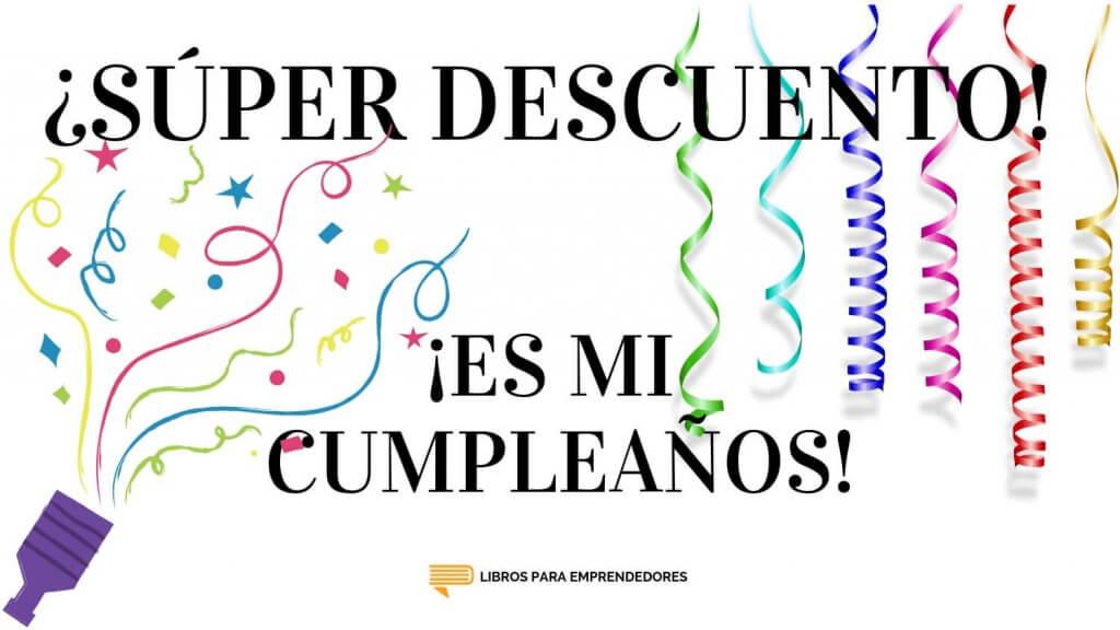 Es mi cumple y quiero celebrarlo contigo!! (Promoción Descuento SÓLO 24 Horas!!)