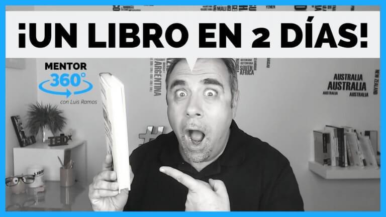 Cómo Leer 1 Libro en 2 Días – MENTOR360