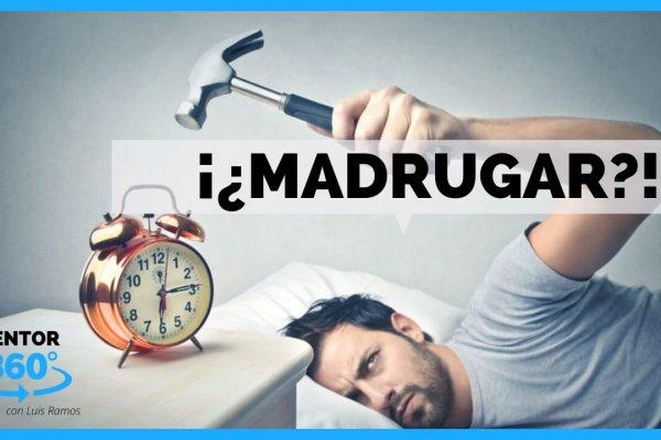 Cómo levantarse temprano (y convertirlo en un hábito) | MENTOR360