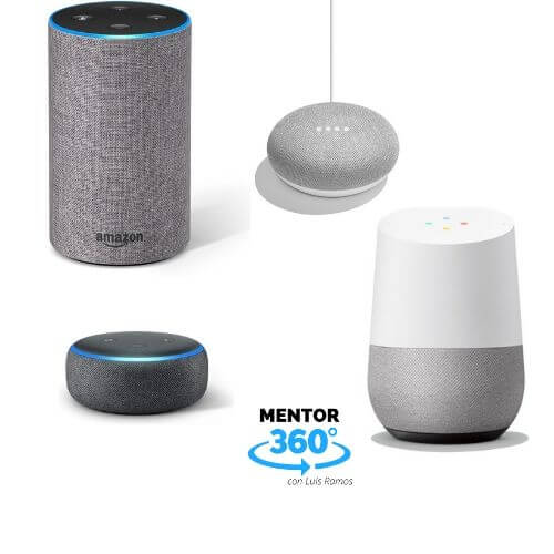 Cómo Escuchar un Podcast en Alexa, Google Home, Android, Spotify y iPhone - MENTOR360
