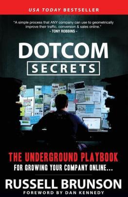 dotcom secrets - Libros para Emprendedores