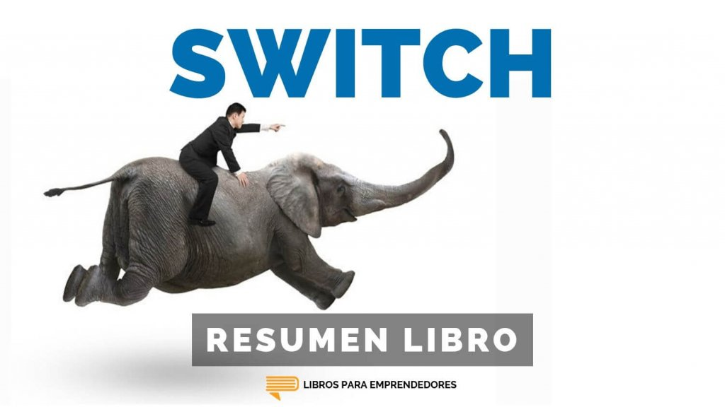 Switch - #125 - Un Resumen de Libros para Emprendedores