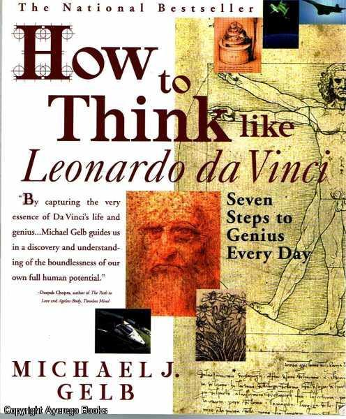 how to think like leonardo da vinci - libros para emprendedores