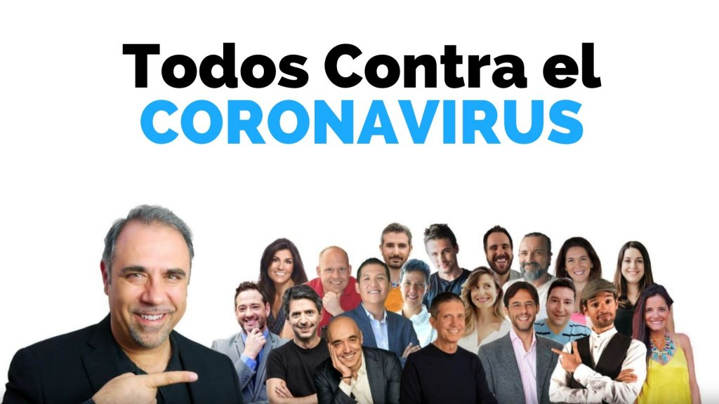 Todos Contra el Coronavirus