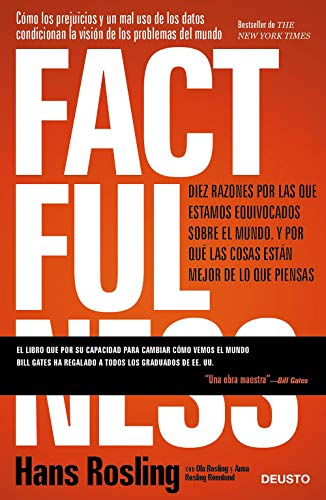 factfulness - libros para emprendedores